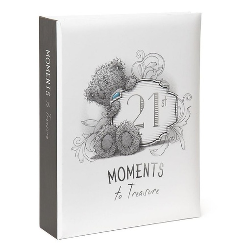 Tatty Teddy Me to You Photo Album - 21st Birthday Moments To Treasure