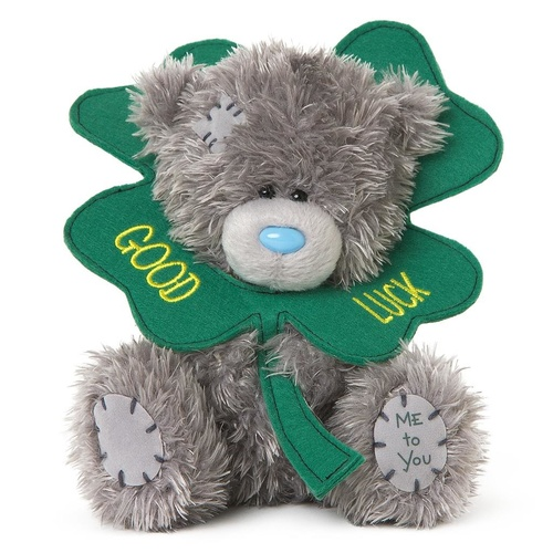 Tatty Teddy Me to You Bear - Four Leaf Clover Good Luck