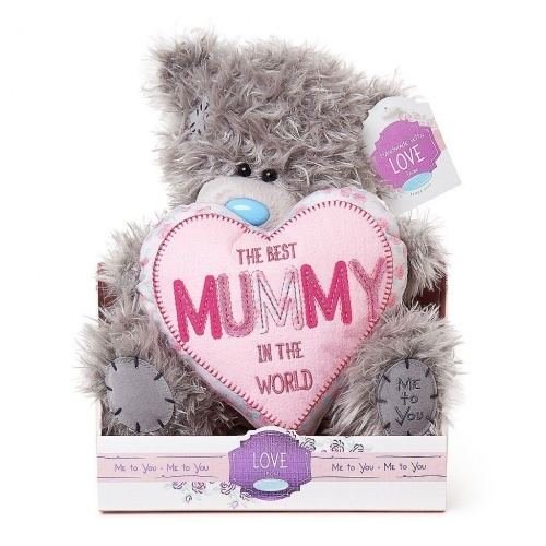 Tatty Teddy Me to You Bear - The Best Mummy in the World