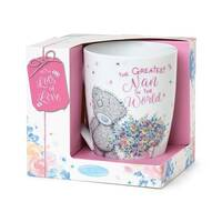 Tatty Teddy Me to You Mothers Day - Mug Greatest Nan