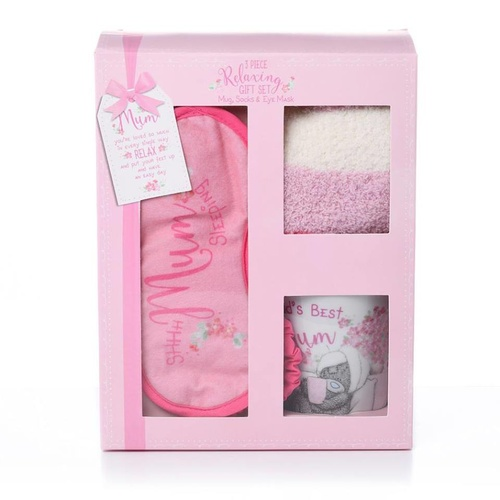 Tatty Teddy Me to You - Mum 3 Piece Relaxing Gift Set