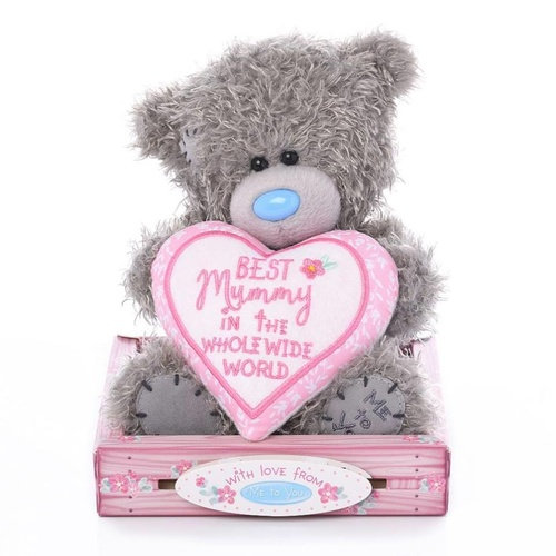Tatty Teddy Me to You Bear - Best Mummy in the Whole Wide World