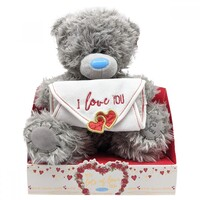 Tatty Teddy Me To You Bear Signature Collection - Valentine's Day I Love You Letter