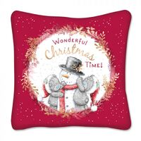 Tatty Teddy Me To You Christmas Cushion