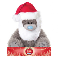 Tatty Teddy Me To You Bear - Christmas Santa Hat And Beard