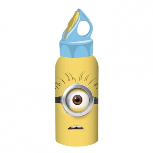 Minions Despicable Me Stainless Steel 473ML Drinking Bottle