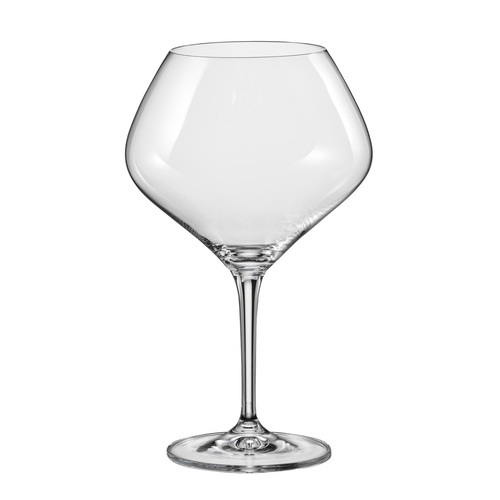Bohemia Crystal Amoroso Goblet 470ml Set of 2