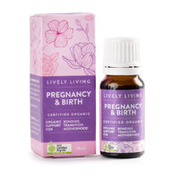 Essential Oils By Lively Living - Pregnancy Calm