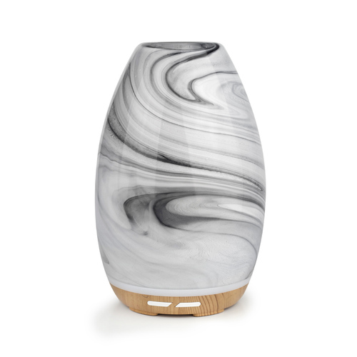 Aroma swirl Diffuser By Lively Living - Black