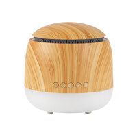 Aroma snooze Sleep-aid Vaporiser by Lively Living - Woodgrain